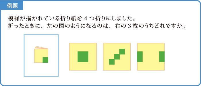 折り紙展開解説図-1