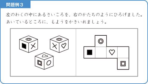 さいころの展開図-解説図5