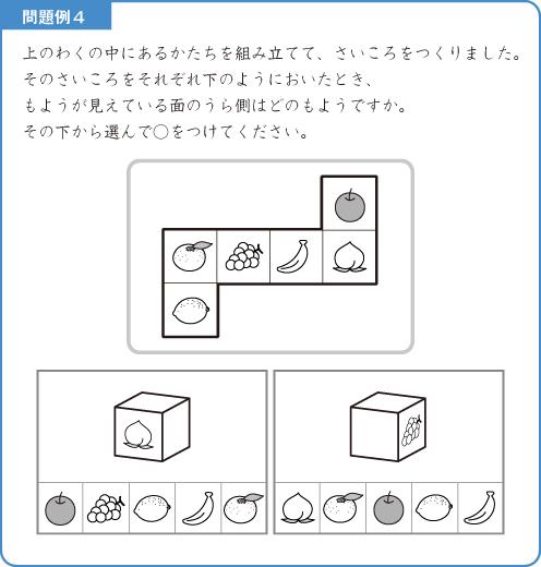 さいころの展開図-解説図6
