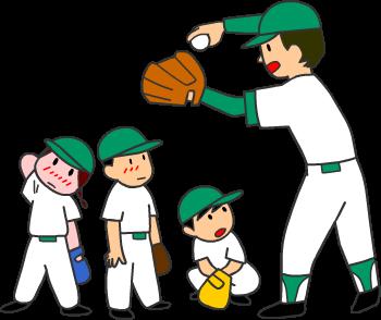 野球の新人たち