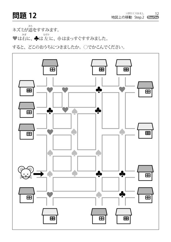 地図上の移動-サンプル2