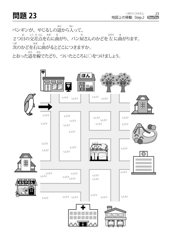 地図上の移動-サンプル3
