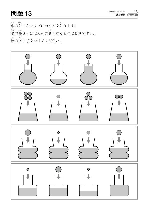 水の量-サンプル2